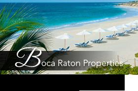 Boca Raton Properties