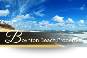 Boynton Beach Properties